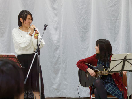 CALM CAVE from 北本高校軽音楽部 ライブ・イン アコースティックライヴ@Kitamoto#11