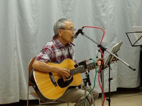 ジェリー谷塚 in アコースティックライヴ@Kitamoto#14