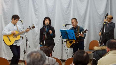 KSO with ディック小篭 ライブ・イン アコースティックライヴ@Kitamoto#11