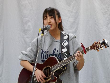 愛 from 北本高校軽音楽部 ライブ・イン アコースティックライヴ@Kitamoto#10