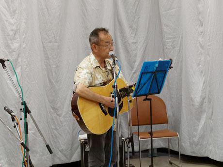 ピーター川畑 in アコースティックライヴ@Kitamoto#15