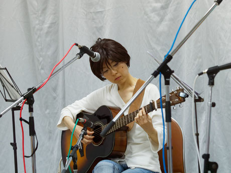 ルーシー古瀬 in アコースティックライヴ@Kitamoto#14