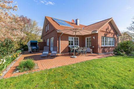 Ferienhaus Lichblick - wie gemacht für einen entspannten Urlaub auf dem Bauernhof auf Fehmarn
