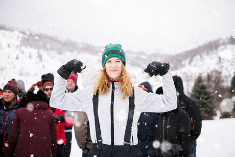 Winter Challenge - Rahmenprogramm - Weihnachtsfeier - Teamevent - bo events