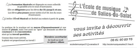 ecole musique salies 2008 - Lyzzz'Art