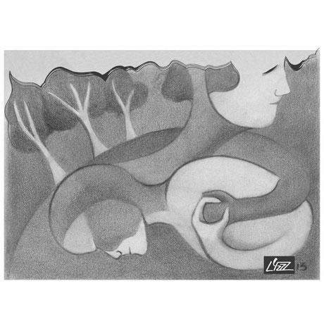 graphite - lysa mignot - 2015 - Lyzzz