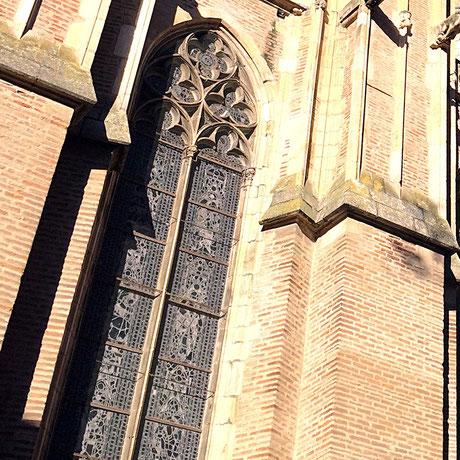 toulouse cathédrale saint-étienne - 2014 - Lyzzz