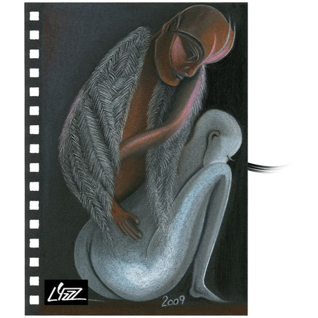 pastel sec - lysa mignot - 2009 - Lyzzz
