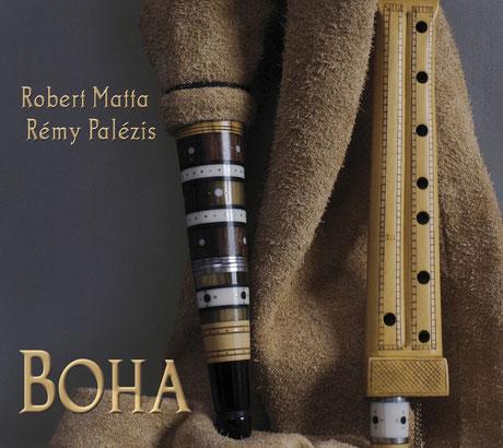 CD Boha - Robert Matta - Rémy Palézis - cornoc volume 1