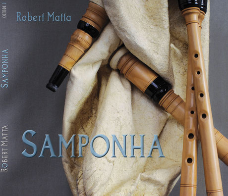 CD Samponha - Robert Matta - cornoc volume 3