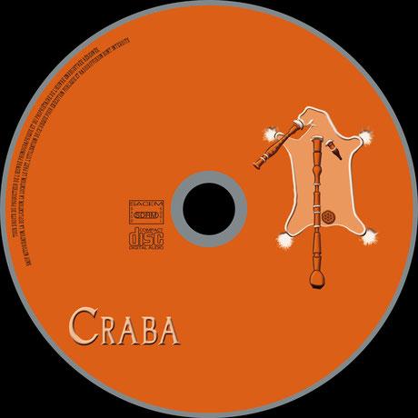 CD Craba - Robert Matta - Fabrice Rougier - Lysa Mignot - Zachary Labaysse - cornoc volume 2