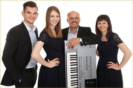 Musikgruppe ViO - Musik & Moderation deutsch-russischer Hochzeiten