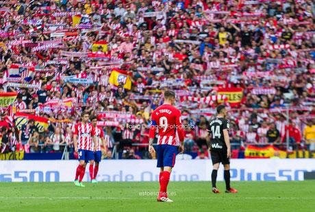 Fernando Torres, despedida del Atlético de Madrid, de niño a leyenda, torres, wanda metropolitano