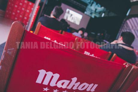 mahou, evento, fotografia producto