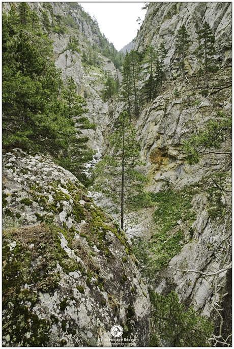 canyoning névache vallée de la clarée