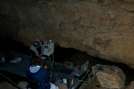 Scan 3D Cueva de El Pendo, Cantabria