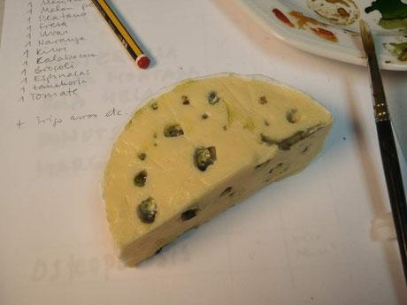 ficticio de queso