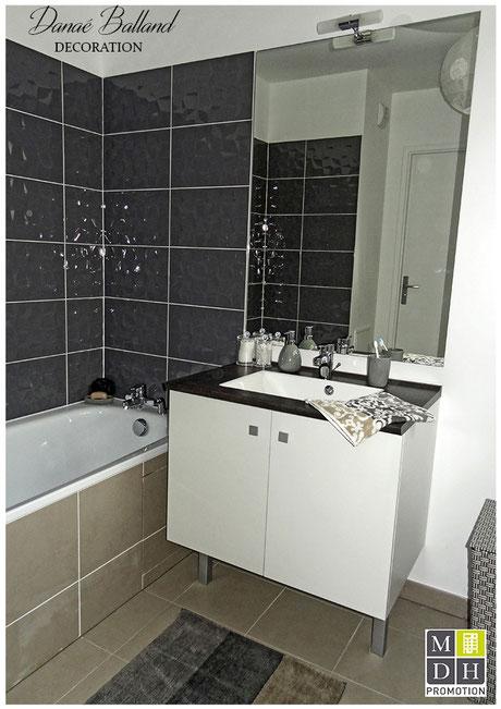 Décoration appartement témoin promoteur immobilier