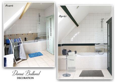 Home staging salle de bain décorateur