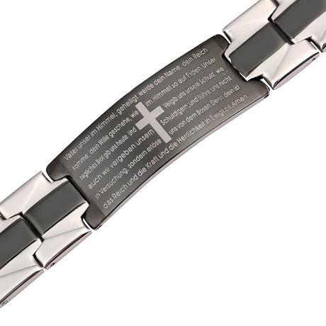 Christlicher-Schmuck-und-Geschenke-Halleluja-Styles-Armband-Vaterunser-silber-2