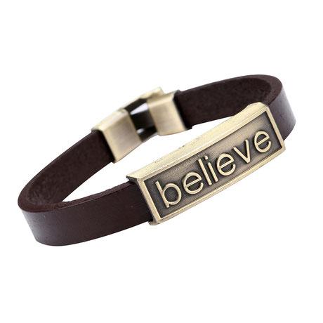 Christlicher-Schmuck-und-Geschenke-Halleluja-Styles-Armband-Believe
