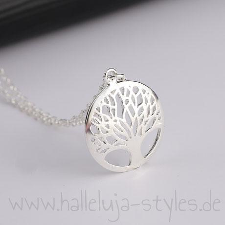 Christlicher-Schmuck-und-Geschenke-Halleluja-Styles-Collection-Sterling-Silver