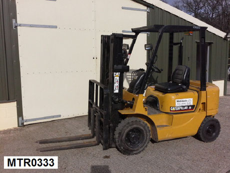1.6Ton Diesel Forklift Hire for Kent and Sussex
