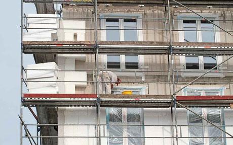 Fassadensanierung in München