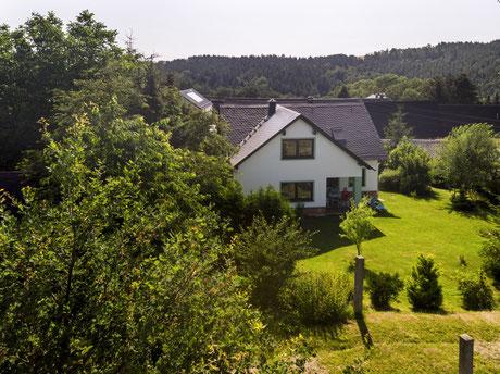 Elsterberg, Luftaufnahme, Drohne