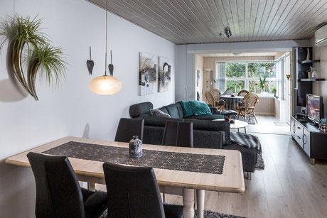 Interiorfotos, Ferienhaus, Dänemark, Blavand, Westjüdland