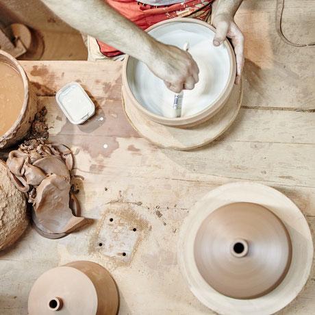 POTT Leuchten aus Keramik