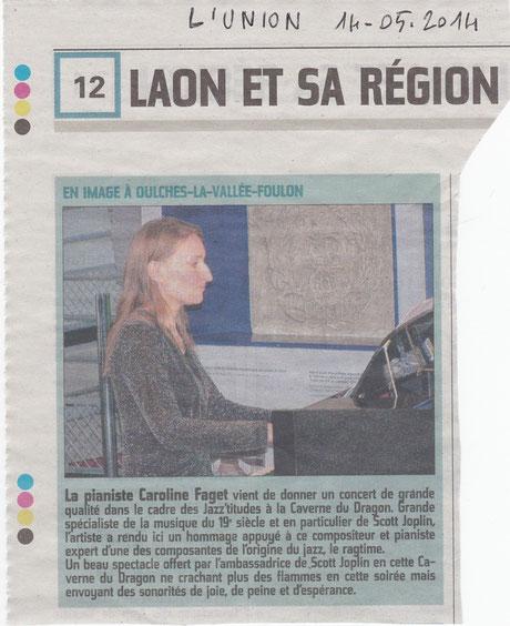 L'Union 14 mai 2014