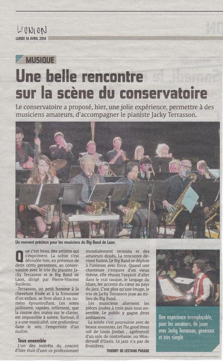 L'Union 14 mars 2014
