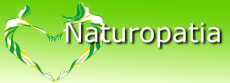 cartello con scritto naturopatia