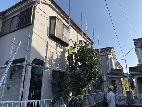 所沢外壁塗装 狭山外壁塗装 所沢市 狭山市 塗り替え 屋根塗装 塗装