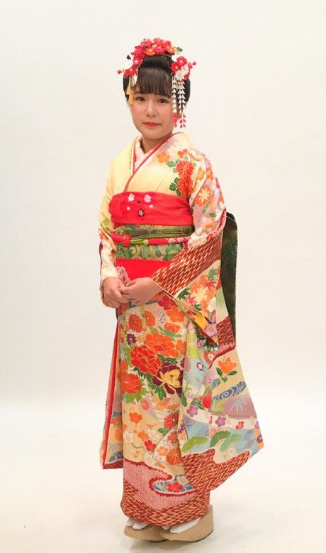 横浜・美容室YUME-YUI ヘアセット・和装・着付け・パーティー