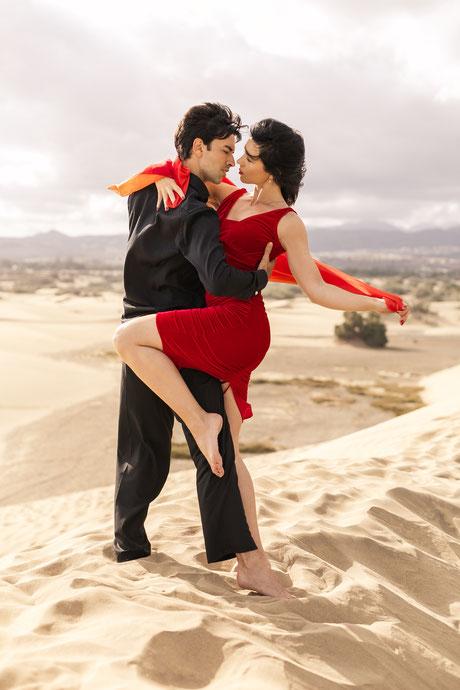Tango ist Leidenschaft... entdecke ein neues Lebensgefühl!