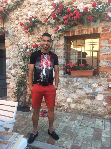 Ali Adnan a Casa Adele