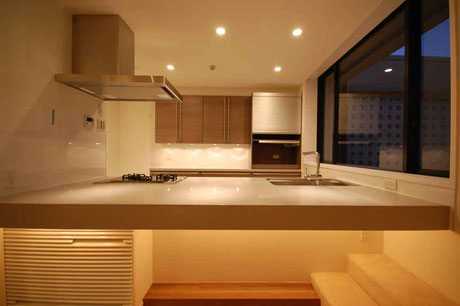 大阪の原状回復工事 リフォーム 光触媒 リノベーション