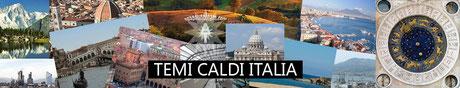 Cover Blog Temi Caldi Italia by Agapeuno Team