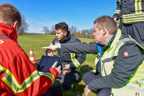 Drohnenschulung für Feuerwehr und Katastrophenschutz