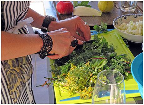 Gruppen-Event, draussen essen im Garten am Bodensee, Bistro Zeitlos Mannenbach
