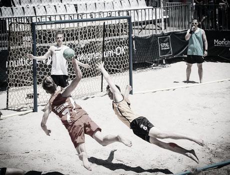 Sport Transfer GmbH Handballtor, Beach Handball