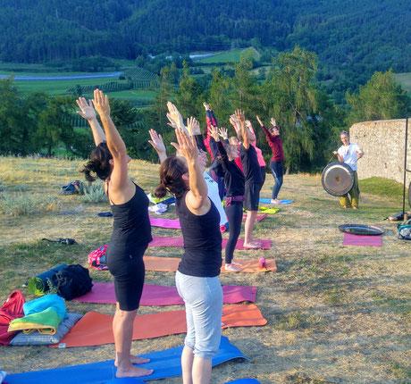 Yoga+ Schlanders, Südtirol
