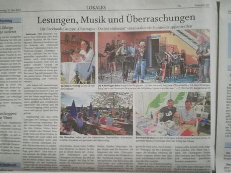PNP Bericht - Traunreuter Anzeiger / Trostberger Tagblatt