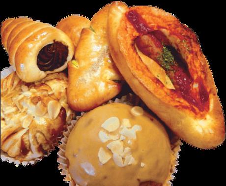 写真:手作りパン工房メープルのパン