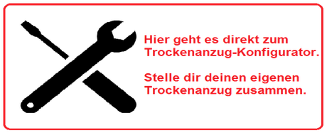 Banner Trockenanzug-Konfigurator
