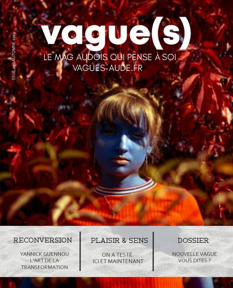 Numéro d'automne de vague(s) magazine à télécharger : participation libre et consciente