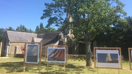 Inauguration de la première rencontre BD-photos en juin 2017