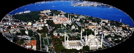 Historische Altstadt von Istanbul